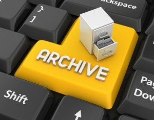 Chris21 archiving