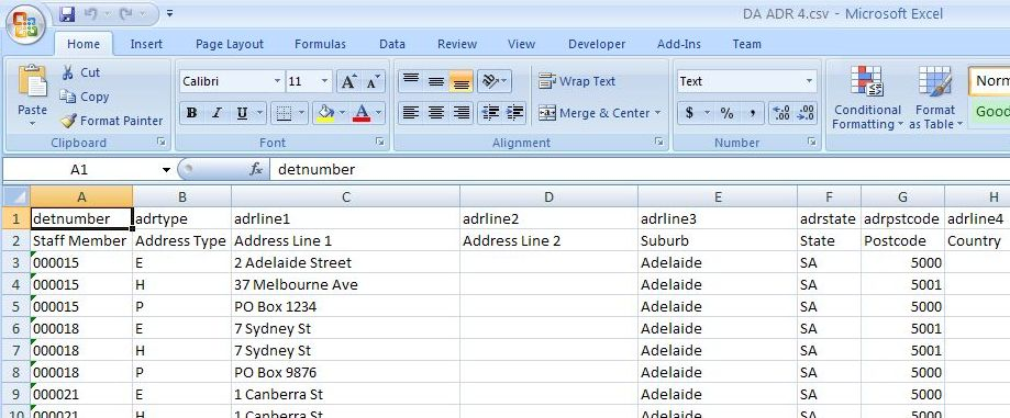 Keep leading zeros in Excel